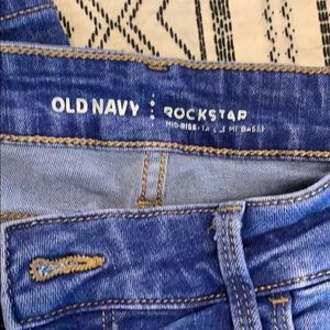 Old Navy Jeans - Old Navy Rockstar